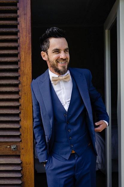 Shane Mitchell portrait